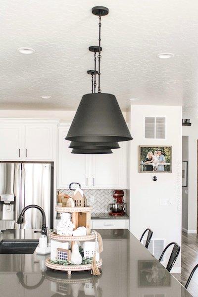 Kitchen Lighting two